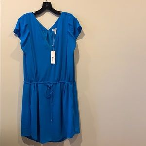 Rebecca Taylor blue dress